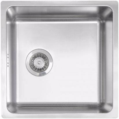 Deante Egeria 1 medencés mosogató csepegtető nélkül,szatén
