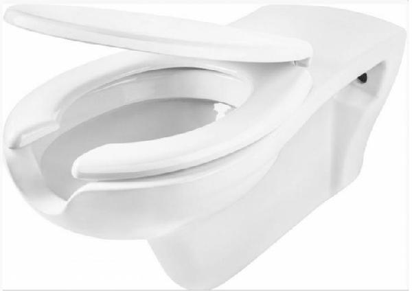 Deante VITAL porcelán fali wc mozgássérültek számára