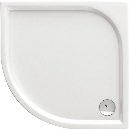 Deante CUBIC íves zuhanytálca 90x5x5,5 cm