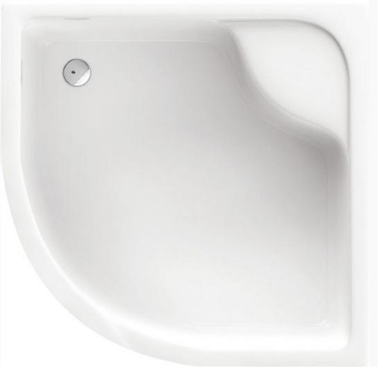 Deante DEEP mély zuhanytálca 90x90x41 cm