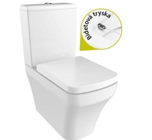 SOL- WC + BIDET 2V1 – SO3641