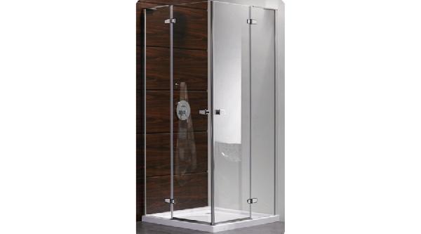 Feromix N-QUADRO-PLUS 90x90x195 cm szögletes zuhanykabin