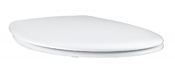 Grohe Bau Ceramic lassú záródású wc ülőke 39493000