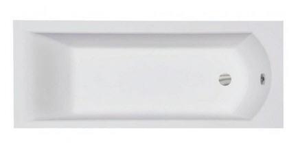Besco SHEA 140x70 akril egyenes kád