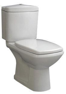 SANOTECHNIK SANO-STYLE MONOBLOKKOS WC, alsó kifolyású, mélyöblítésű