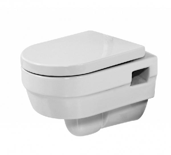SANOTECHNIK JADE FALI WC, ülőkével