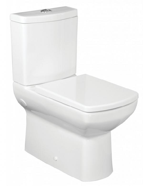 SANOTECHNIK NERO MONOBLOKKOS WC