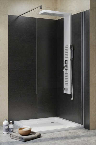 Sanimix Zuhanyfal 80x190cm (22.262-80)