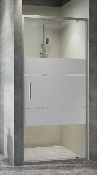 Sanimix zuhanykabin ajtó állítható szélesség 89-91 cm között 185 cm magas (22.30-90)