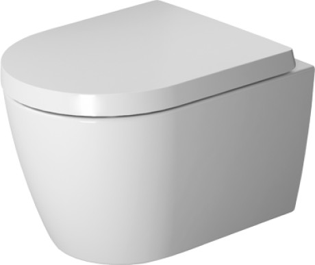 Duravit Me by Starck Rimless compact fali WC szett (453009 00 A1)