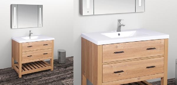 Wellis Soria lábon álló fürdőszoba bútor