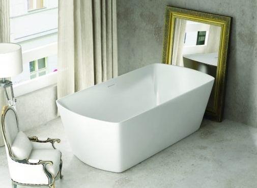 Sanotechnik ORLANDO szabadon álló akril fürdőkád 180x85x61,5cm