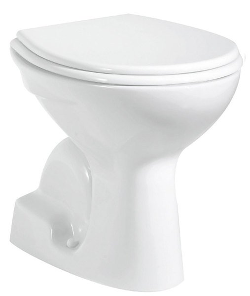 AQUALINE álló WC, alsó kifolyású (TP340)