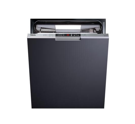 Teka DW9 70 FI beépíthető mosogatógép - 14 teríték INOX