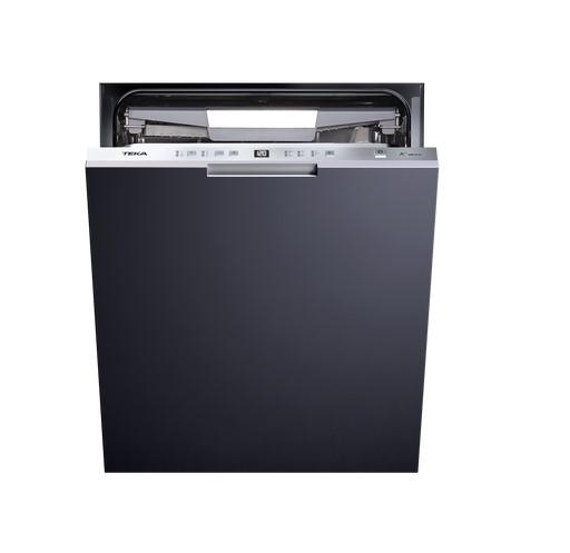 Teka DW8 58 FI beépíthető mosogatógép - 14 teríték INOX