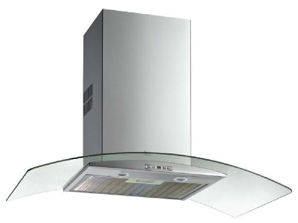 Teka NC 680 Ultraslim páraelszívó üvegernyővel (60cm) - INOX/ÜVEG