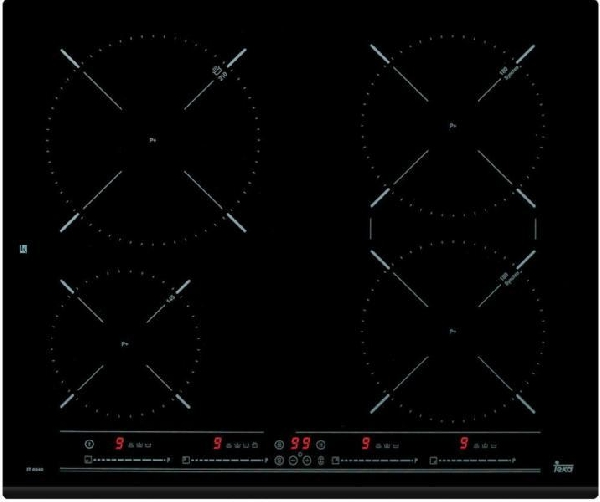 Teka IZ 6420 indukciós főzőlap (60cm) - fekete üveg