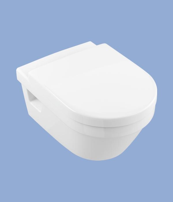 Alföldi FORMO mélyöblítésű fali WC fehér CLEANFLUSH 7060 R0 01
