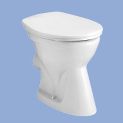 Alföldi BÁZIS mélyöblítésű Wc csésze, hátsó kifolyású fehér 4031 00 01