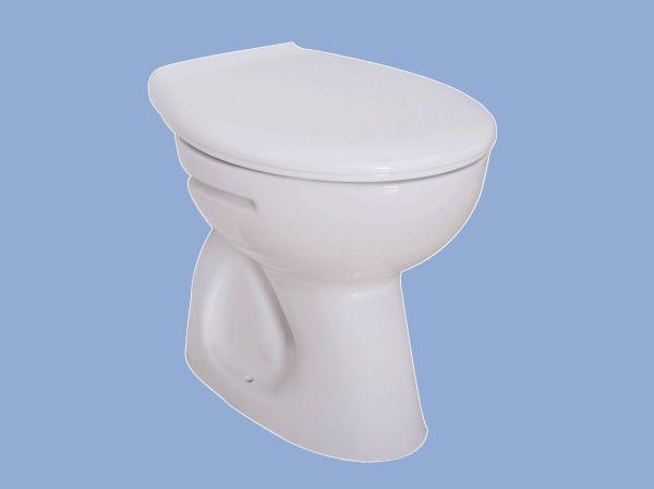 Alföldi mélyöblítésű Wc csésze, alsó kifolyású fehér 4035 69 01 - ÚJDONSÁG