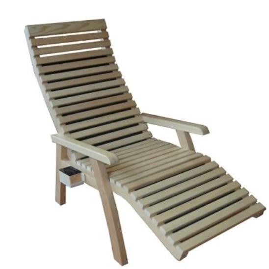 Sanotechnik COMFORT Relax fotel infrasugárzókkal