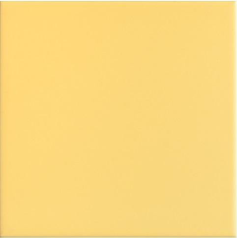 Zalakerámia Spektrum ZBR 556 sárga falicsempe 19,8 x 19,8