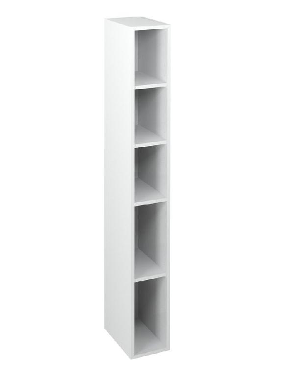 Sapho ESPACE állószekrény, ajtó nélkül, 20x172x32cm, fehér (ESC100-3030)