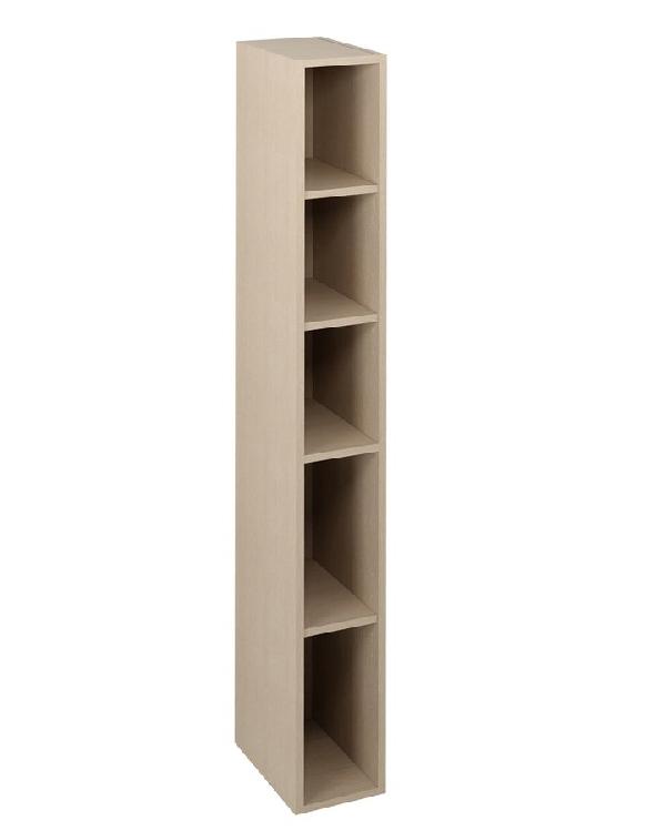 Sapho ESPACE állószekrény, ajtó nélkül, 20x172x32cm, velencei tölgy (ESC100-1414)