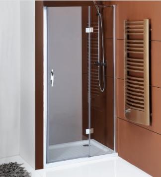 Sapho GELCO LEGRO zuhanyajtó, 80 cm (GL1280)