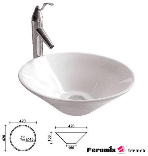Arredo porcelán mosdók