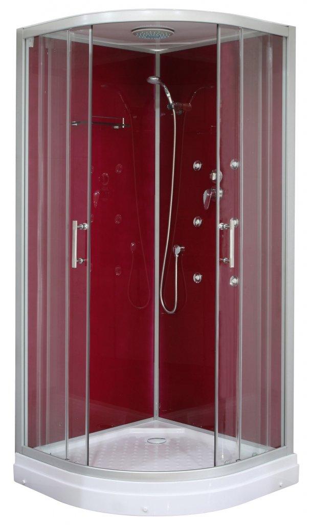 Sanotechnik Hidromasszázs zuhanykabinok