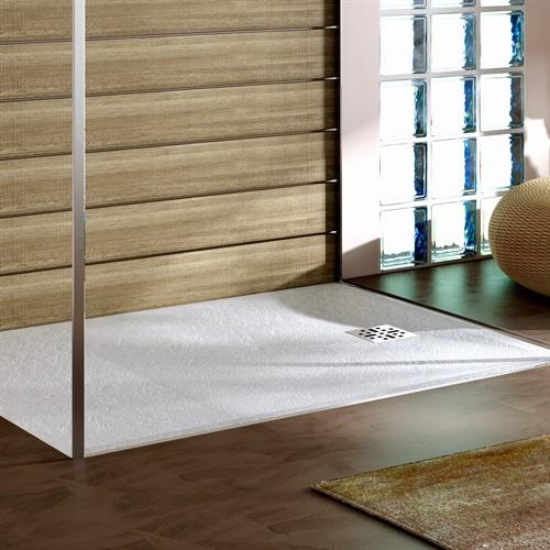 Szögletes 90cm-es zuhanytálcák